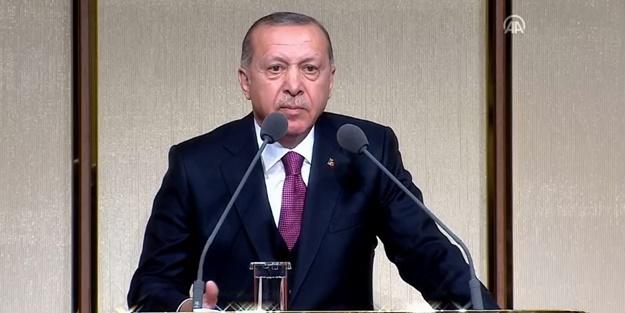 Başkan Erdoğan'dan AİHM'ye Demirtaş tepkisi!