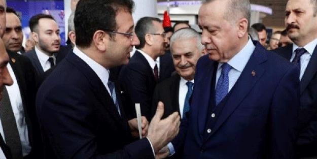 Erdoğan'dan İmamoğlu'nun verdiği mektuba ilişkin ilk açıklama