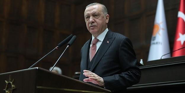 Başkan Erdoğan'dan