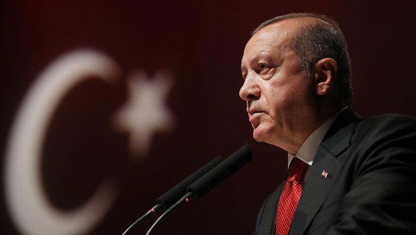 Başkan Erdoğan'dan Ertuğrul Gazi paylaşımı