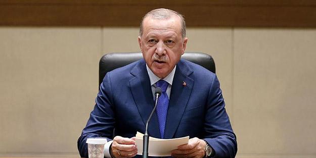 Başkan Erdoğan'dan flaş açıklama! DEAŞ ve EL Kaide tekrar zemin kazandı