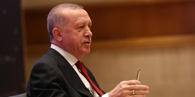 Başkan Erdoğan'dan flaş patriot açıklaması