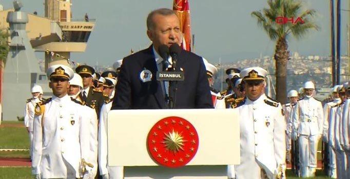 Başkan Erdoğan'dan Güvenli bölge mesajı: Zaman ve sabrımız yok