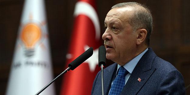 Başkan Erdoğan'dan İtalya ve İspanya'ya mektup