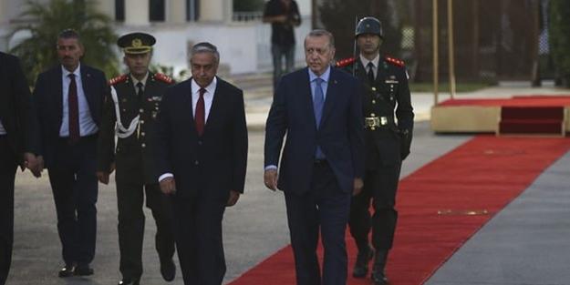 Başkan Erdoğan'dan KKTC'de kritik mesaj: Asla izin vermeyeceğiz