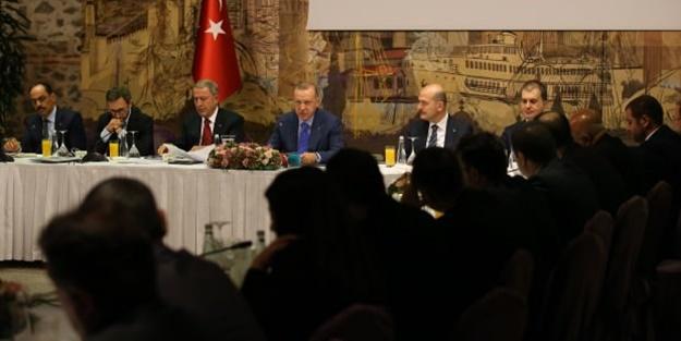 Başkan Erdoğan'dan Mustafa Akıncı'ya çok net uyarı: Gereken cevabı alacak