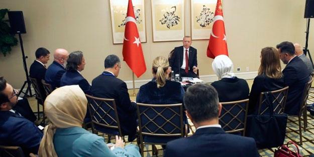 Başkan Erdoğan'dan Netanyahu'ya tokat gibi cevap: Muhatap alırsam...
