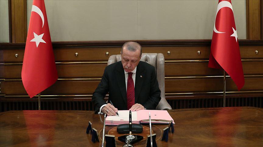 Başkan Erdoğan'dan 'Roman açılımı' genelgesi