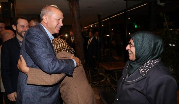 Başkan Erdoğan'dan sürpriz ziyaret!
