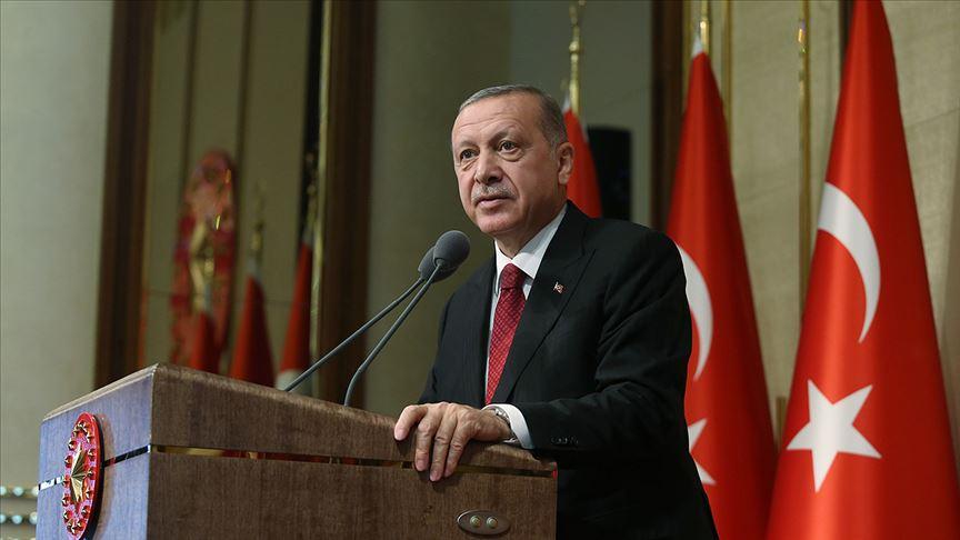 Başkan Erdoğan'dan veto