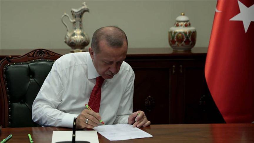 Başkan Erdoğan'dan 'Yeniden yollara düşme vakti' paylaşımı