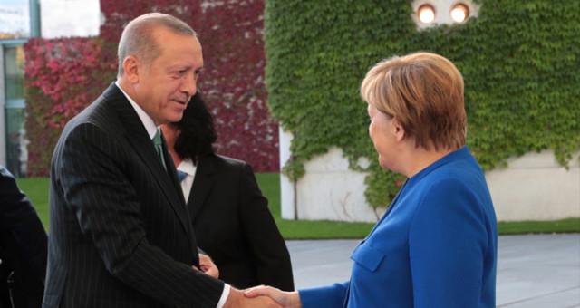 Alman basını çıldırdı! Başkan Erdoğan'ın ziyareti için Almanya'ya hiçbir masraftan kaçınmadı
