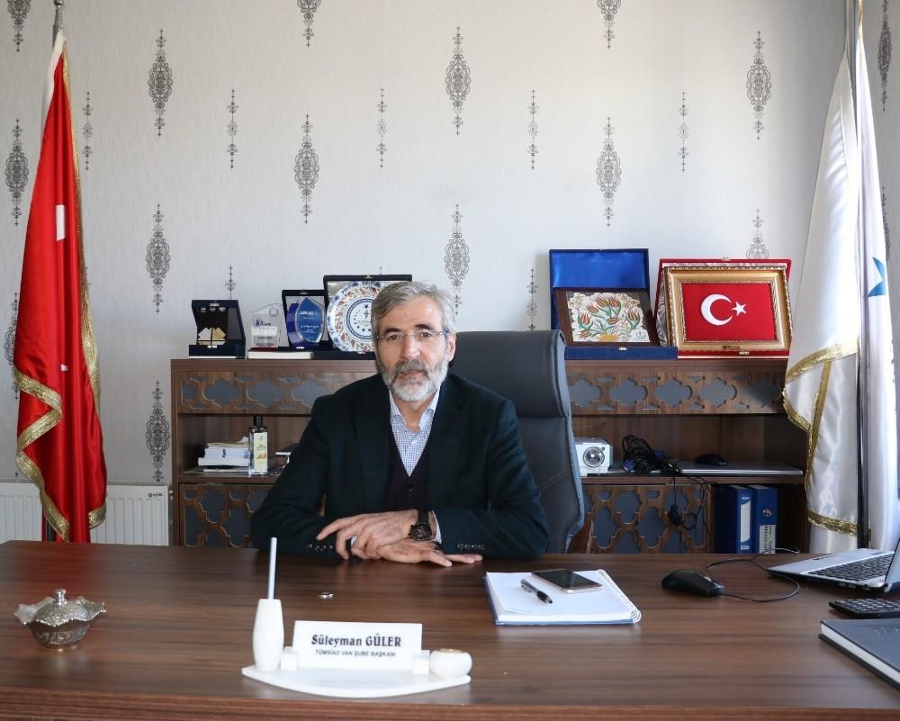 Başkan Güler'den EMITT ve Tahran fuarları değerlendirmesi