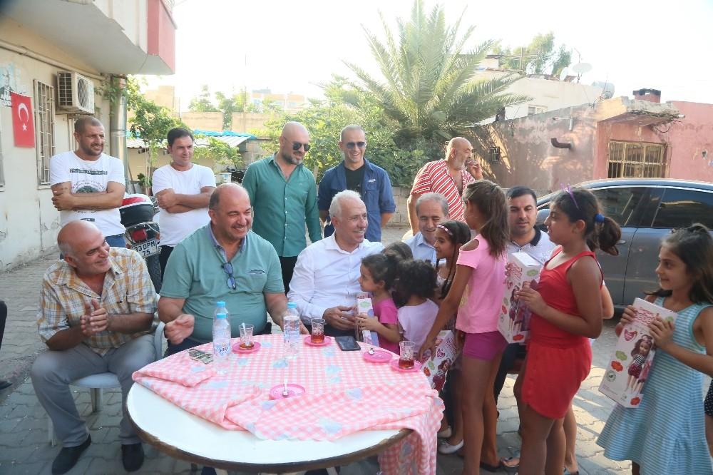 Başkan Gültak, hafta sonunu vatandaşlarla geçirdi