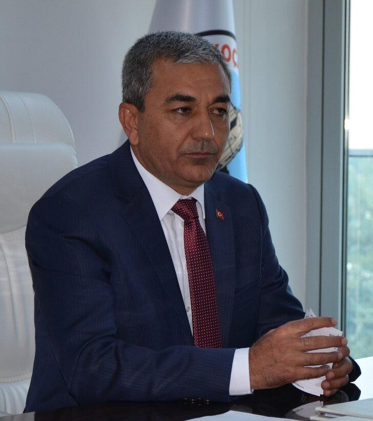 Başkan Kaplan'ın 12 Mart İstiklal Marşı'nın kabulü' mesajı