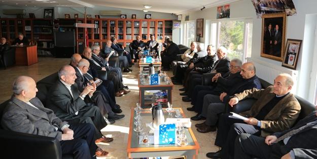 Başkan Karadeniz yerel yönetimlerde yeni vizyonları anlattı