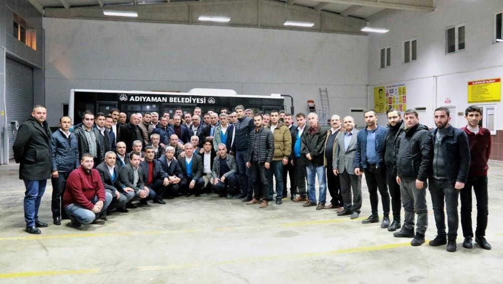 Başkan Kılınç, başarının ekip işi olduğunu söyledi