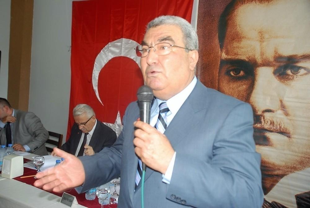 Başkan Necip Saraç'tan kooperatif ortaklarına borç öteleme müjdesi