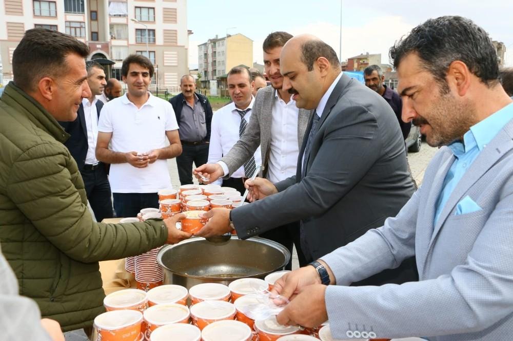 """Başkan Orhan: """"Aşure günü birliğin ve dirliğin simgesidir"""""""