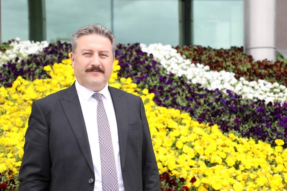 Başkan Palancıoğlu'nun bayram mesajı