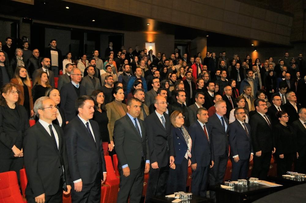 Başkan Şahin, AR-GE ve Yenilik Ekosistemi Dönüşüm Stratejileri Konferansı'na katıldı