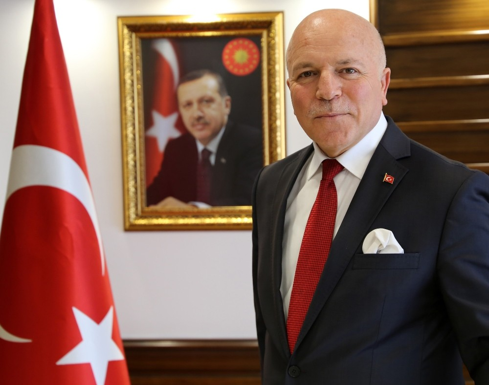 Başkan Sekmen'den 12 Mart mesajı