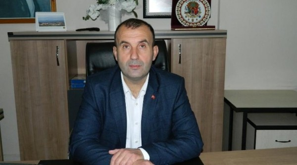 Başkan Soydan, merhum başbuğ Alparslan Türkeş'i unutmadı