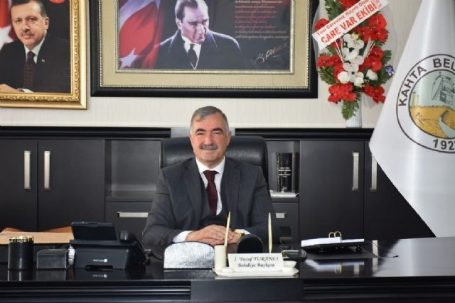 Başkan Turanlı'dan Berat Kandili mesajı