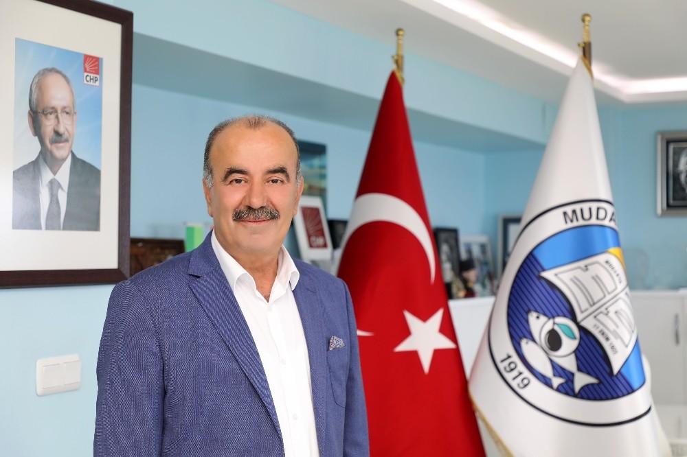 """Başkan Türkyılmaz: """"Bizimle Mudanya emin ellerde"""""""