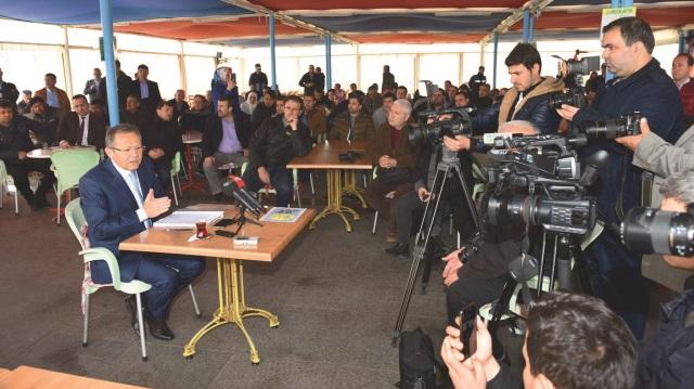 Başkan Uğur: Bandırma'da barakalara izin yok