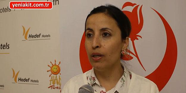 Başkan Ünsal'dan sözde kadın savunucularına tepki: Diyarbakır'daki anneler için tek kelime etmediler