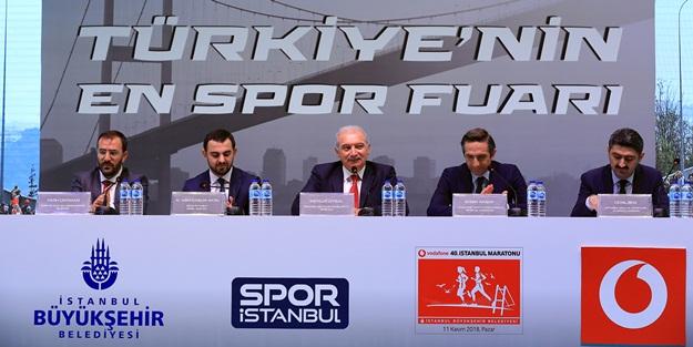 Başkan Uysal: 40. Maratonu'nda 10 bin kişi görev alacak!