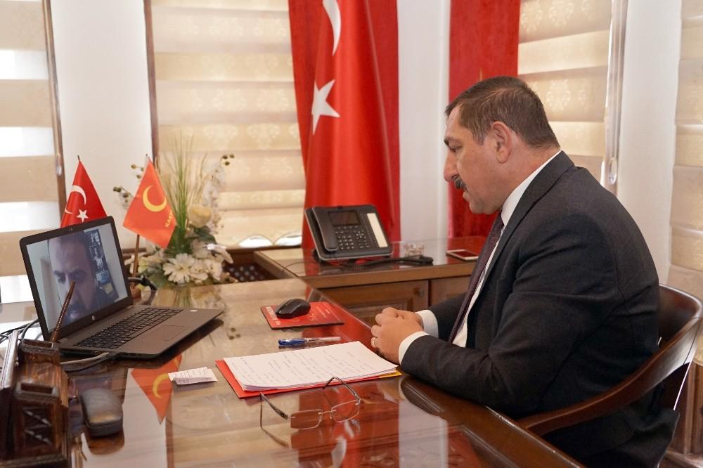 """Başkan Vidinlioğlu, """"Herkes kendi OHAL'ini ilan etsin"""""""