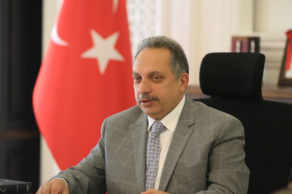 Başkan Yalçın'dan 'Miraç Kandili' mesajı