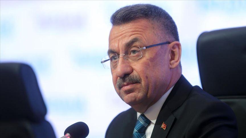 Başkan Yardımcısı Fuat Oktay: 2018'de Türkiye'ye gelen yatırımlar yüzde 12,6 artmıştır