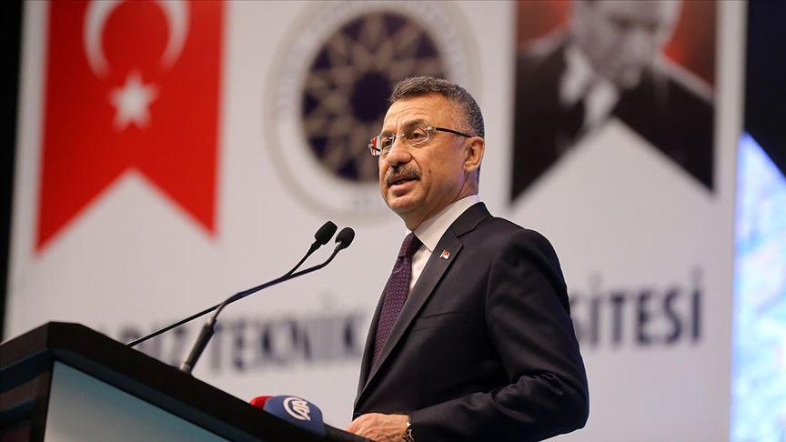 Başkan Yardımcısı Oktay: Güvenli bölgeye 2 milyon Suriyeli sığınmacının dönüş yapmasını planlıyoruz