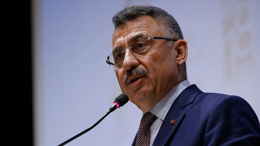 Başkan Yardımcısı Oktay: Kazakistan ile ticaret hacmini 10 milyar dolara çıkarmakta karalıyız