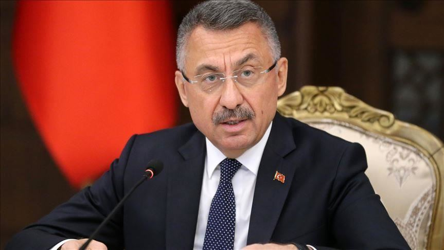Başkan Yardımcısı Oktay: Liderimizin kararlı duruşuyla Türkiye kazandı