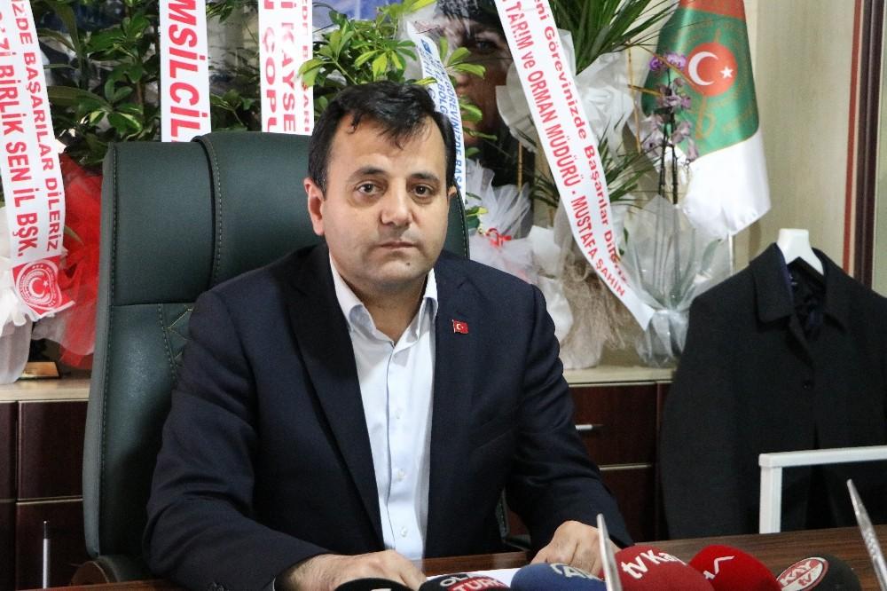 Başkan Yavuz: