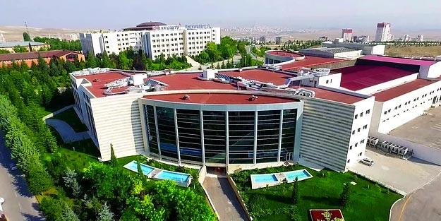 Başkent Üniversitesi taban puanları 2019 YÖK atlas
