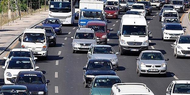 Başkentte bu yollar trafiğe kapatılacak!