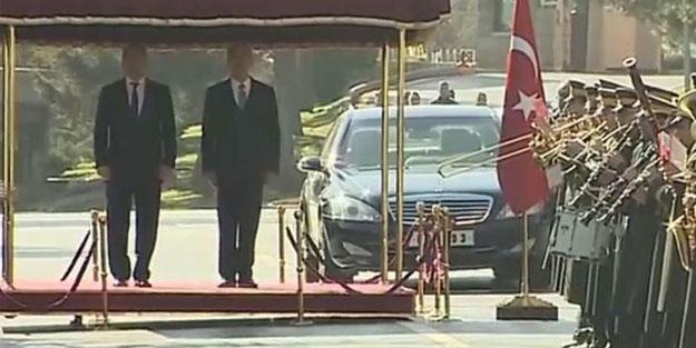 Rusya Savunma Bakanı Şoygu Türkiye'de