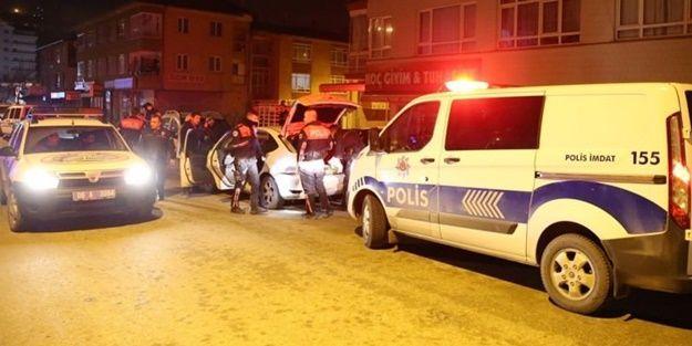 Ankara'da silahlı saldırı: Ölü ve yaralılar var!
