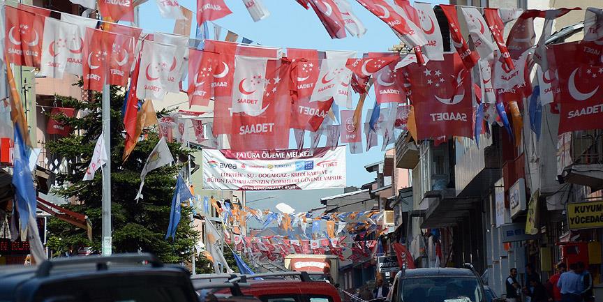 Başkentte siyasi partilerden ortak 'seçim' kararı