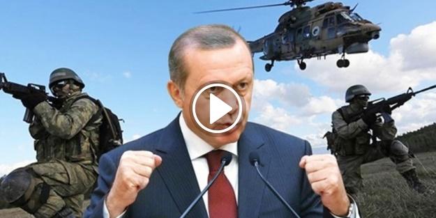 Başkomutan açıkladı: Musul'a giriyoruz