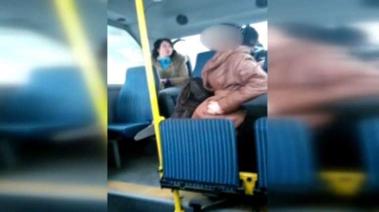 Başörtülü kıza saldıran saldırgan kadın tutuklandı!