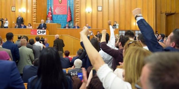 Başsavcılık edepsiz CHP'liler için  soruşturma başlattı