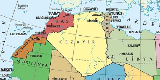 Batı Afrika'da sular ısındı! Fas, Batı Sahra üzerinde hakimiyet iddia etti, Cezayir devreye girdi