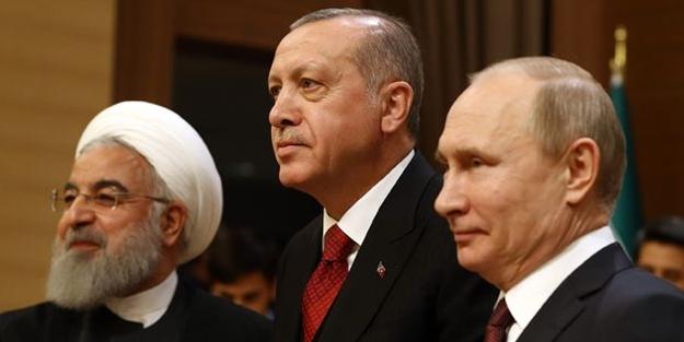 Batı finansal terörünü başlattı: Rusya, Türkiye ve İran'a ortak saldırı!