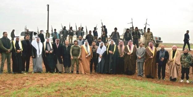 Batı işgaline karşı 5 bin savaşçı hazır